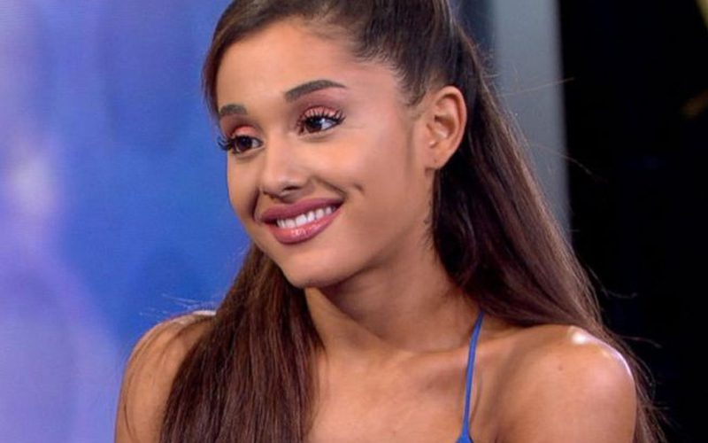 Ariana Grande Set To Give Away Up To $5 Million In Free Therapy