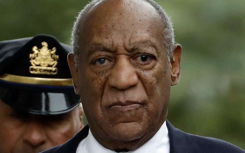 Bill Cosby Sued Over Alleged 1990 Assault
