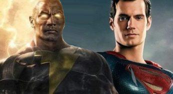 The Rock Explains How Black Adam Could Kill Superman