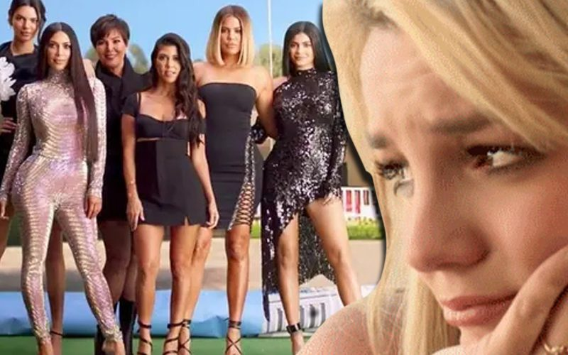 Kardashians Still Working With Britney Spears' Controversial Ex-Manager Lou Taylor