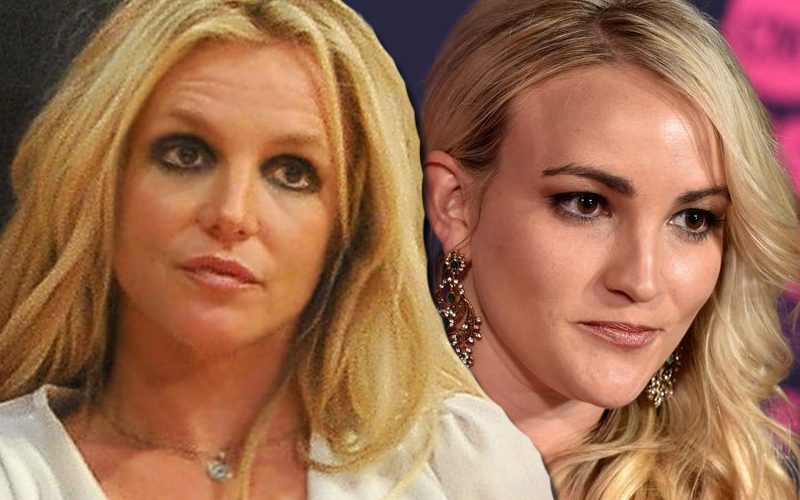 Britney Spears Throws Shade At Sister Jamie Lynn Spears' New Book