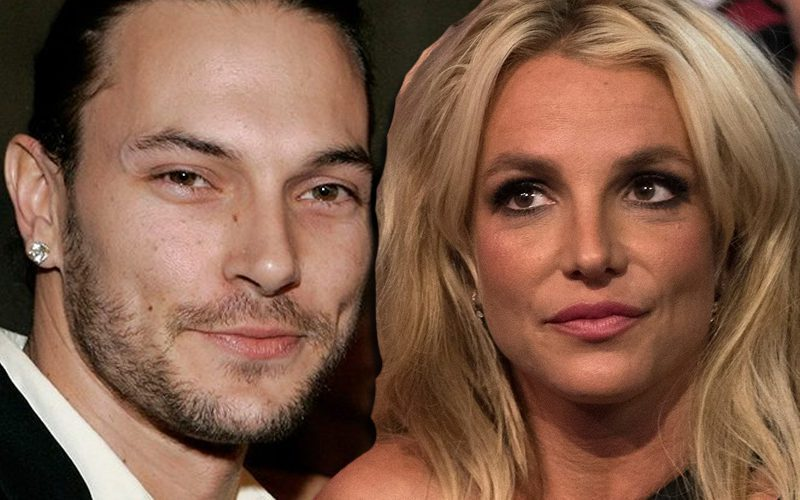 Britney Spears Doesn't Want Child Custody War With Kevin Federline