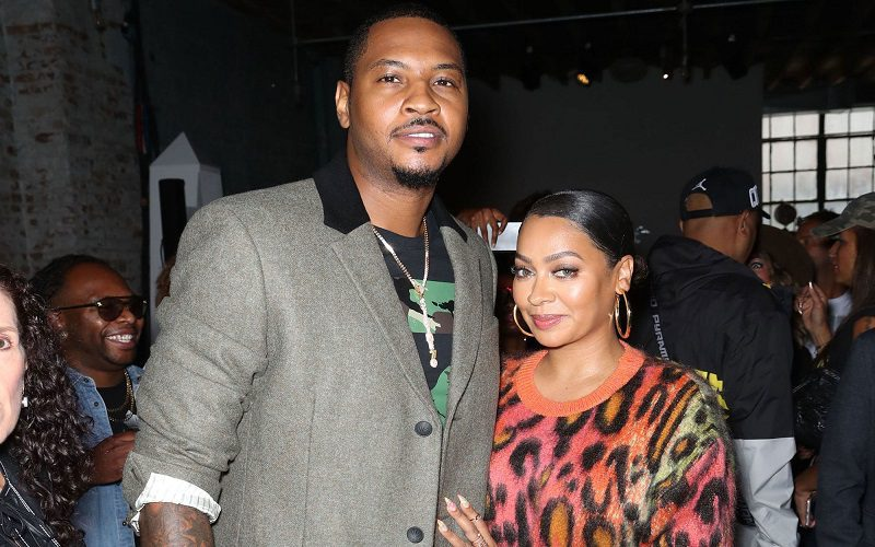 La La Anthony Breaks Her Silence About Her Divorce From Carmelo Anthony