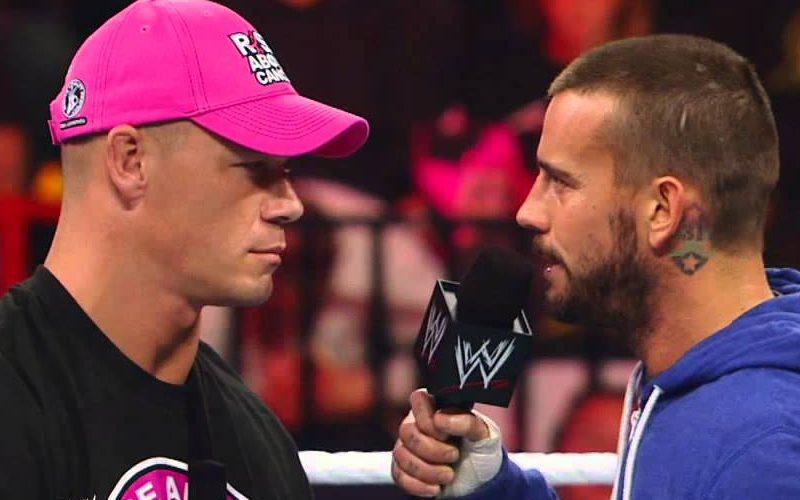 John Cena's Success In Acting Does Not Surprise CM Punk