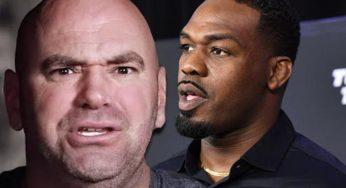 Dana White Is Keeping Jon Jones From Fighting For Triller
