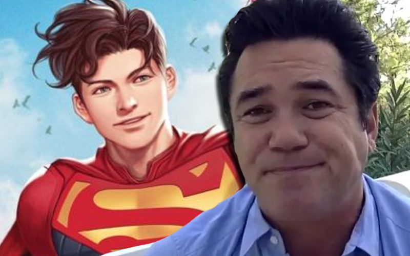 Dean Cain rants about new Superman coming out bisexual