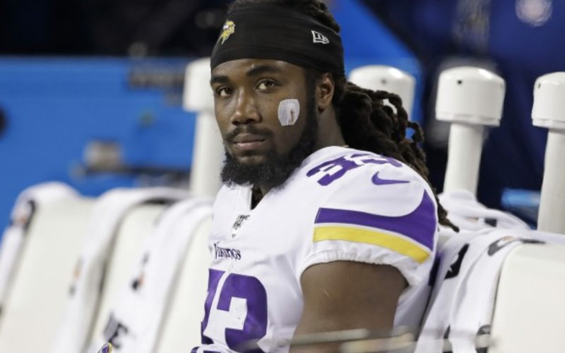 Dalvin Cook Pulled From Vikings Game Against Lions