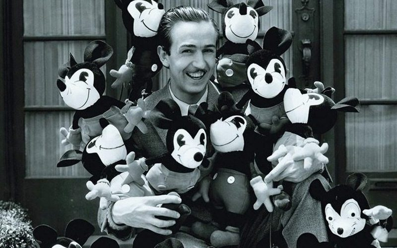 Walt Disney Getting Another Biographical Film Based On Disney History