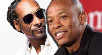 New Snoop Dogg & Dr. Dre Album Release Dates Leak