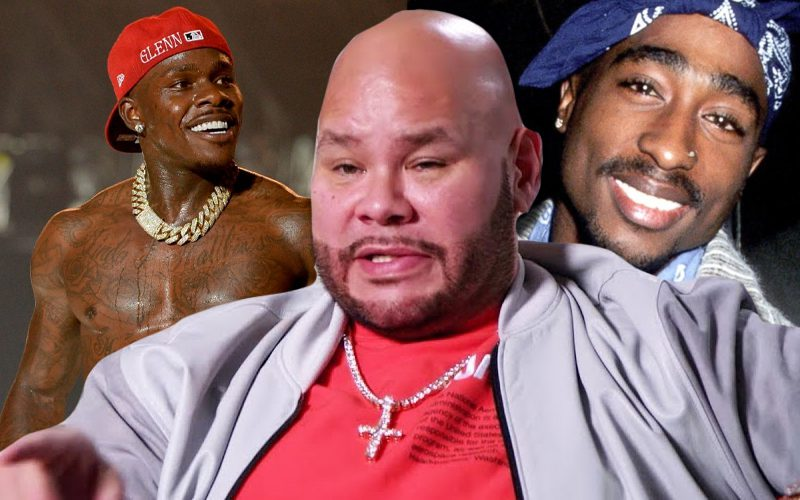 Fat Joe Clowned Big Time After Comparing DaBaby To Tupac Shakur