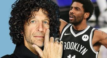 Kyrie Irving Is The Top Idiot In The Country According To Howard Stern