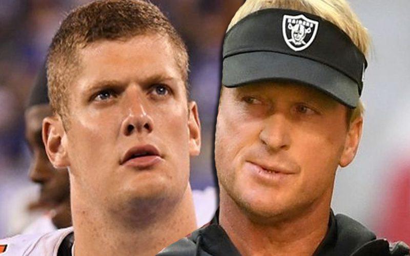 Raiders' Carl Nassib Gets Time Off Following Head Coach Gruden Resigning