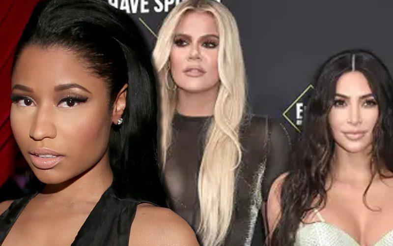 Nicki Minaj Calls Out Kardashians For Blackfishing