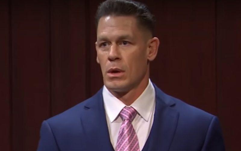 John Cena Makes Surprise SNL Appearance To Win Kim Kardashian's Heart