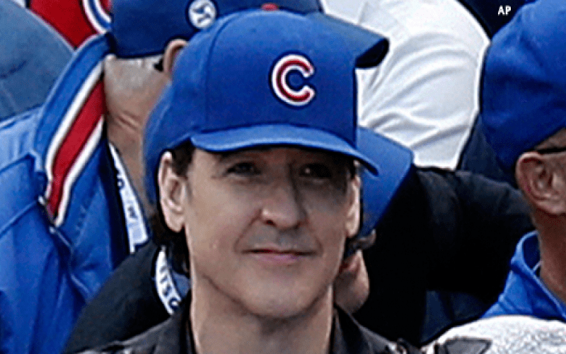 John Cusack Humiliates Writer After Confronting Him At White Sox Game