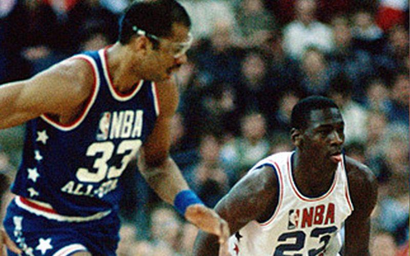 Magic Johnson Says Kareem Abdul-Jabbar Was More Dominate Than Michael Jordan