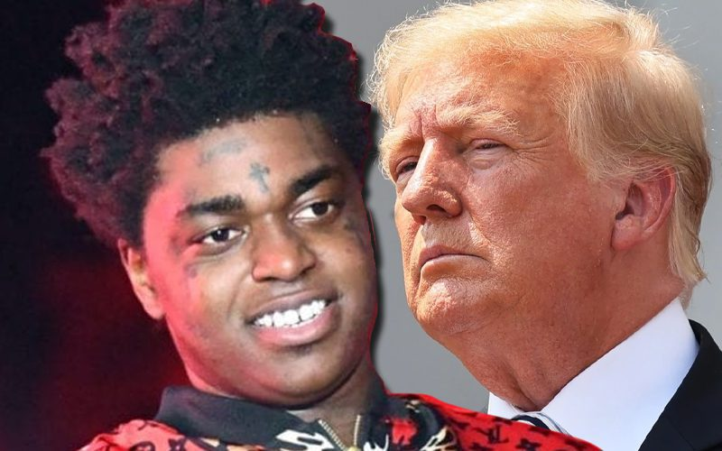 Kodak Black Wants To Continue Giving Back To Donald Trump