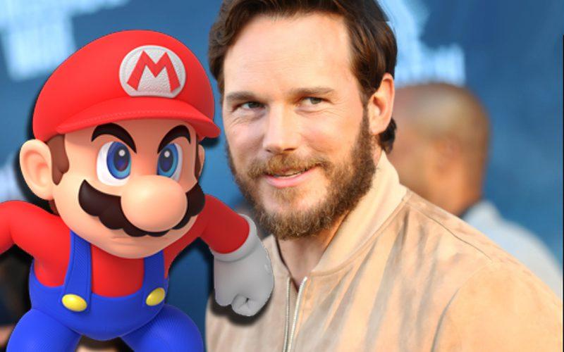 Chris Pratt Trolls Super Mario Bros Movie Controversy