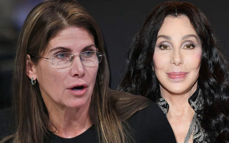 Cher Files Lawsuit Against Sonny Bono's Widow Mary Bono