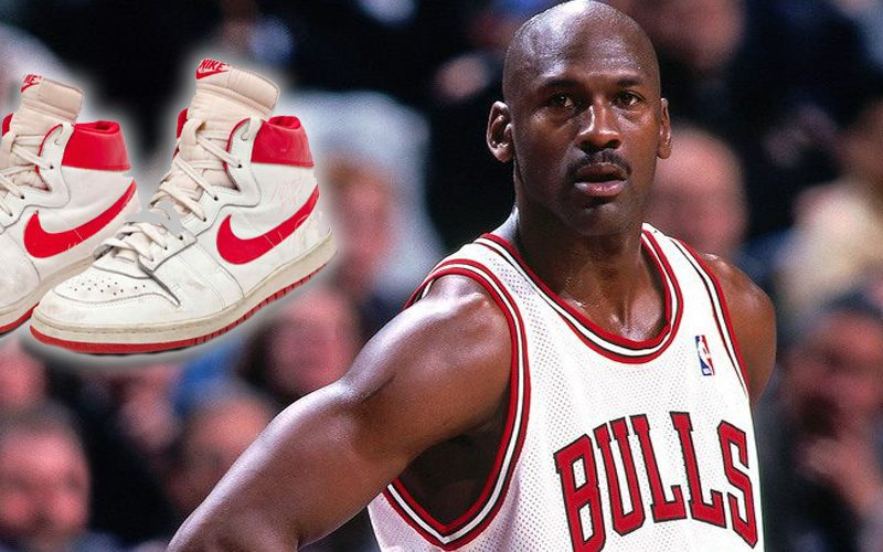 Michael Jordan's Nike Air Ships Estimated To Sell For $1.5 Million
