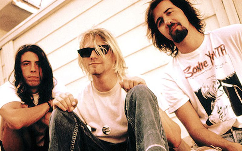 Dave Grohl Auditioned For Nirvana Under Very Unique Circumstances