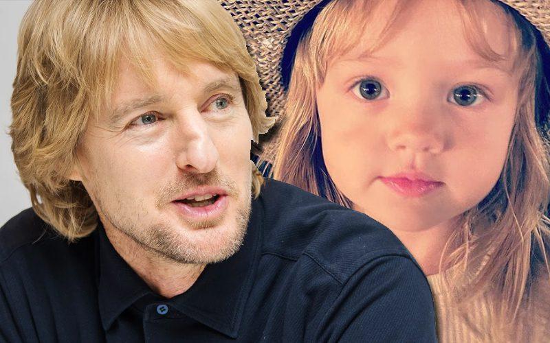 Owen Wilson Has Never Met His 3-Year-Old Daughter
