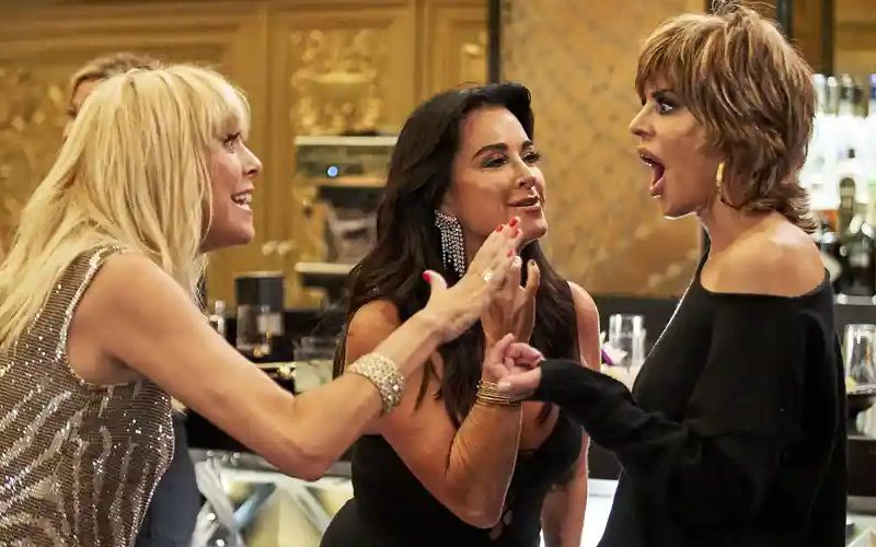 Bravo Served With Subpoena Over Unaired Real Housewives Of Beverly Hills Footage