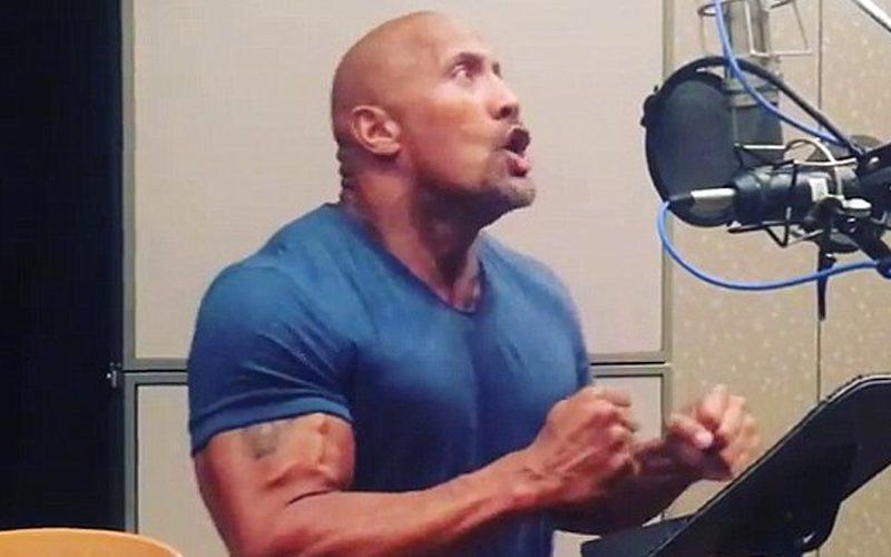 The Rock Spits Insane Rap Skills On New Tech N9ne Track