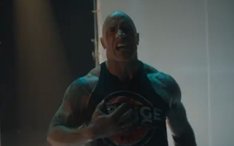 The Rock Releasing His First Rap Song