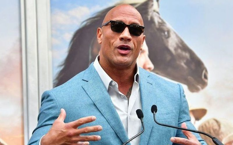 The Rock Opens Up About Possible Future In Politics