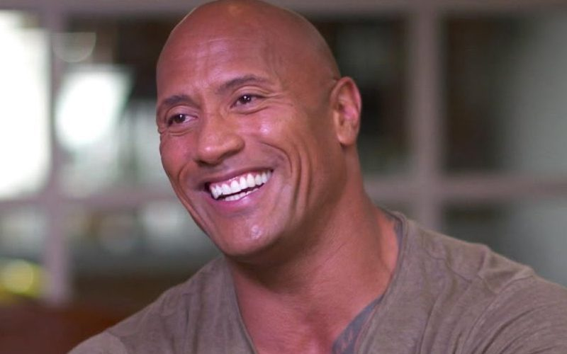 The Rock Sings For Grandma Grover To Wish Her Happy 102nd Birthday