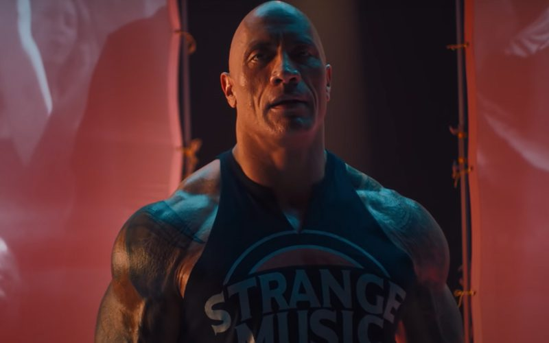 The Rock Thanks Fans For Making His Rap Song #1 In America