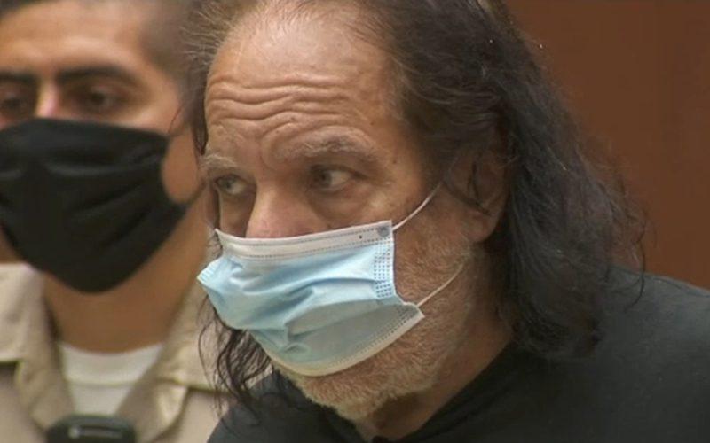 Ron Jeremy Rape Trial Set For 2022