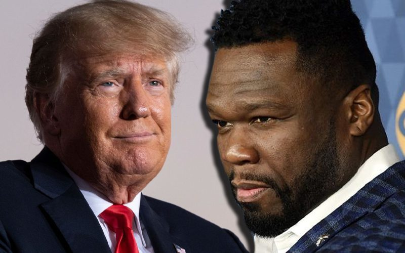 Donald Trump Helping Man Who Murdered 50 Cent's Friend Get Out Of Prison