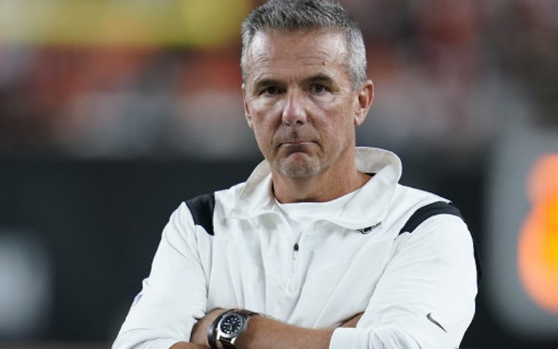 Urban Meyer Is A Laughing Stock Within Jacksonville Jaguars Team