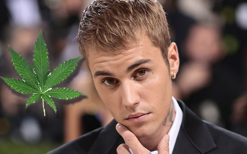 Justin Bieber Launches His Own Line Of Cannabis Products